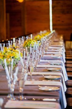 wine country wedding!