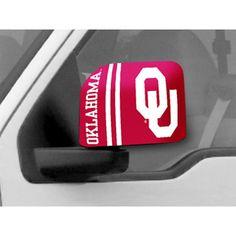 Oklahoma Sooners NCAA Mirror Cover (Large)