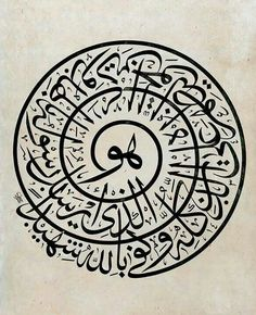 It is He who sent His Messenger with guidance and the religion of truth to manifest it over all religion. And sufficient is Allah as Witness.