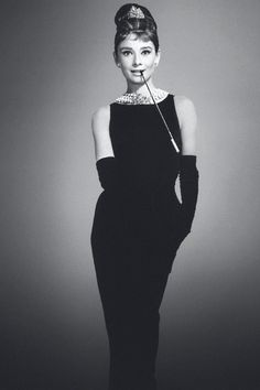 Givenchy Dress - Audrey Hepburn in Breakfast at Tiffany's