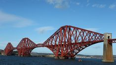Image result for firth of forth bridge