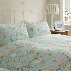 Summer Palace Cotton Bedlinen Set at LAURA ASHLEY