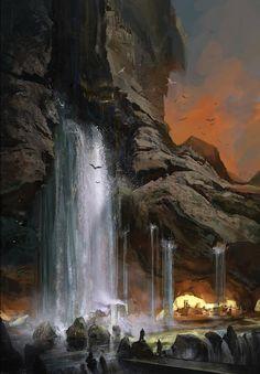 #Concept #Art #Illustration by Sona_Sargsyan [ http://ssargsyan.blogspot.com/ ]