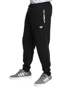 Adidas Fitted Sweatpants by Adidas