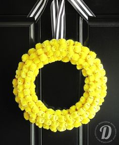 another spring wreath