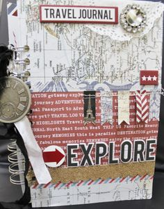 Great travel Collection from Teresa Collins - Far & Away! Available at our store: http://www.scrapplaza.nl/nl/scrapbook-papier-en-toebehoren/teresa-collins/far-away/
