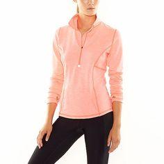 Keep The Pace Half Zip | Running Jacket | lucy activewear