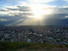 Cochabamba, Bolivia where I live for now...
