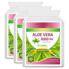 Oferta 3 Cutii Aloe Vera 6000 Mg - Super Concentrat - 180 Capsule - eMAG.ro Facial Tissue, Aloe Vera, Cancer, Personal Care, Beauty, Beleza, Self Care, Personal Hygiene, Cosmetology