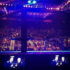 """#Vegas #UFC183 #TeamSilva #LetsGoSpider!!! """