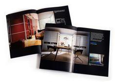 Brosjyre for Amiga garderobeløsninger