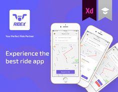 Découvrez ce projet @Behance: «RIDEX - The Ride Sharing App» https://www.behance.net/gallery/64932997/RIDEX-The-Ride-Sharing-App