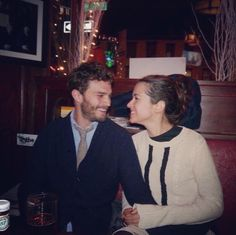 Amelia and Jamie <----can't not re-pin. This is what love looks like.