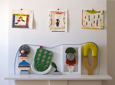 Leif Parsons | sculptures, drawings and collages ✭ art inspiration