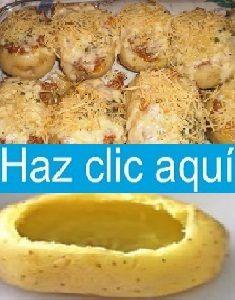 Papas Rellenas Recipe, Relleno, French Toast, Chicken, Breakfast, Recipes, Food, World, Bacon