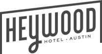 Heywood Hotel, Austin, TX - this where you will stay with your guest...This hotel just made the Conde Nast Traveler 2013 Hotel Hot List: World's Best New Hotels!