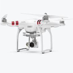 Drone Phantom 3 Standard DJI : prix, avis & notation, livraison.  Capturez de magnifiques photos et vidéos depuis le ciel avec une étonnante précision, grâce au drone DJI Phantom 3 Standard. Cet appareil vous fera vivre une expérience de vol intuitive et puissante ! Performances du drone DJI Phantom 3 Standard : Les moteurs puissants et réactifs élancent le drone vers le ciel dans l'exacte trajectoire souhaitée. Il peut être maintenu sur place,...