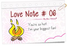 #Love #Notes 6