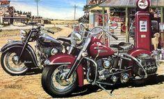motorcycle artwork   mc_art_2fortheroad.jpg (53809 bytes)