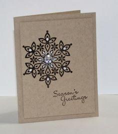 Seasons Greetings - Jills Card Creations