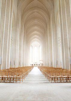 Peder Vilhelm Jensen-Klint | Grundtvig's Church, Copenhagen, Denmark (photo by Johan Rosenmunthe)  WOW