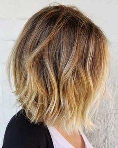 Bob Hair Cut 2015