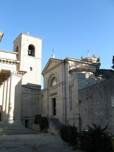 Church of Saint Peter in REPUBLIC of SAN MARINO