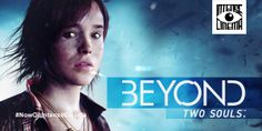 "Watch ""Beyond: Two Souls"" video game film on Intense Cinema. The story follows the life of Jodie Holmes, a young woman who possesses supernatural powers through her psychic link to a mysterious invisible entity."