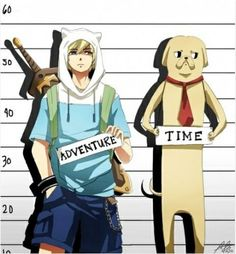 Adventure Time anime?