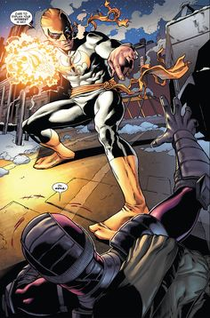 Iron Fist (Heroes for Hire 2010-2011)#3 - Brad Walker