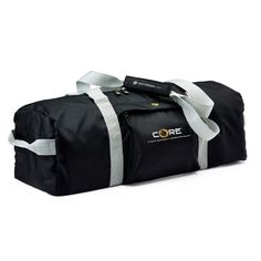 MERRITHEW Core Mat Bag Duffle Style BlackGray 265 inch  675 cm ** Click image to review more details.(This is an Amazon affiliate link and I receive a commission for the sales)