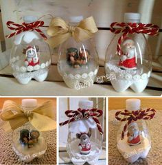 plastic bottles decoration