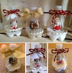 Natale in bottiglia