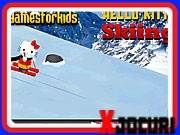 Ski, Hello Kitty, Family Guy, Fictional Characters, Skiing, Fantasy Characters, Griffins