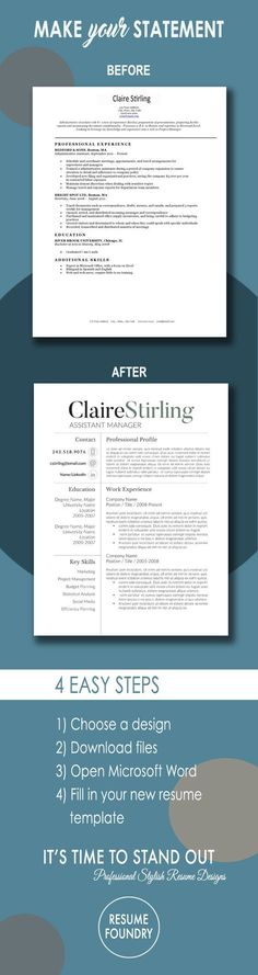 238 best Cover Letter images on Pinterest in 2018 | Resume cv ...