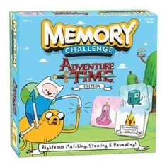 It's the world's most popular matching game - Memory - Turn over the cards to find matches.