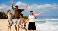 How to plan and have an amazing family holiday.