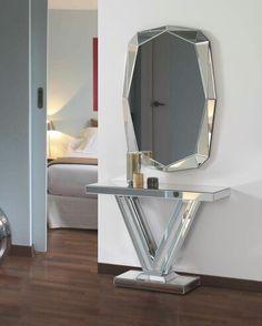 Www.decoraciongimenez.com. Entradas modernas de cristal.  Diseño de Dis-arte.