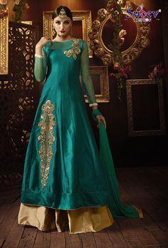 Green Color Long Designer Salwar Suit #salwarsuit #salwarkameez #dresses #womenfashion #heavydesignerpartywearsuit #designersitforwedding #womendresses #partywearsuit #embroderysalwarsuit #anarkalisalwarsuit #buyonlinesalwarsuit #designersalwarsuit #salwarsuitdesign #latestcollection #designercollection #buyonlinesalwarsuit #clothing #fashion #weddingwearsalwarsuit #onlinesalwarsuit #greencolorpartywearsuit