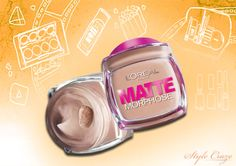 Makeup Products For Oily Skin - Loreal Paris Matte Morphose Foundation You Matter, Natural Exfoliant, Homemade Facials, Homemade Scrub, Oily Skin Care, Beauty Tips For Skin, Skin Care Remedies, L'oréal Paris, Gorgeous Makeup
