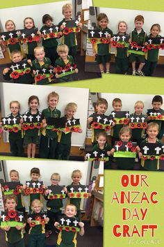 Year 1 have been reading Anzac stories and talking about why Anzac Day is important. This week we created some beautiful Anzac Day art works.