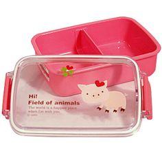Friend Pig Bento Box