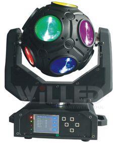 LED Football Moving Head Light|LED wireless & battery operated light|LED par light|COB light|spot and wash light|wall washer-WILLEDLIGHT