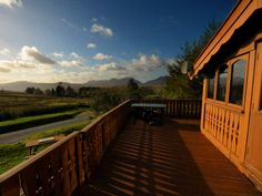 A Cadair View Lodge log cabin in Snowdonia www.cadairviewlodge.co.uk