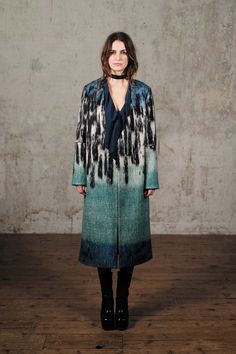 Audra Fall 2016 Ready-to-Wear Fashion Show