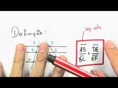 Me Salva! GP02 - Teorema de Tales, definição e aplicação