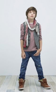 This is my sons style right here! Top Kids Fashion Trends Fall – Winter 2013-2014