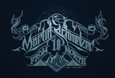 From up North wallpaper by Martin Schmetzer