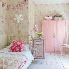 Casinha colorida: Estilo cottage como nos sonhos