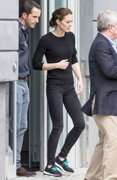 Kate Middleton è perfetta anche quando indossa un paio di sneakers agli eventi -cosmopolitan.it